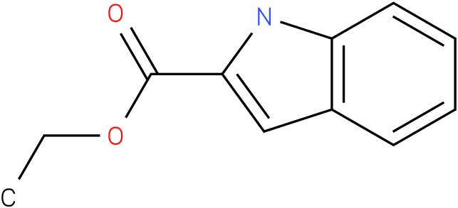 1H-INDOLE-2-CARBOXYLIC ACID,ETHYL ESTER