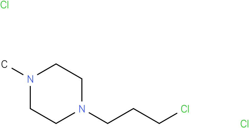 1-(3-CHLOROPROPYL)-4-METHYL PIPERAZINE DIHYDROCHLORIDE
