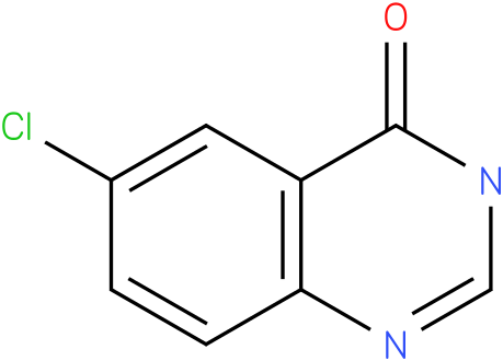 6-Chloro-3H-Quinazolin-4-one
