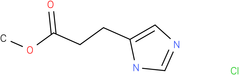 Methyl 3-(1H-imidazol-4-yl)-propanoate hydrochloride