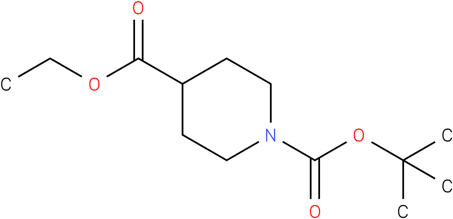 Ethyl 1-Boc-piperidine-4-carboxylate