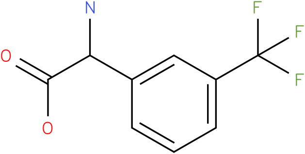 3-(trifluoromethyl)phenylglycine