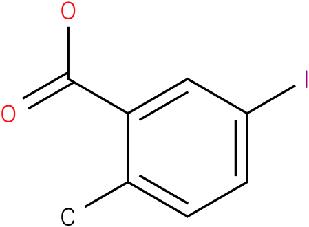 5-iodo-2-methyl benzoic acid