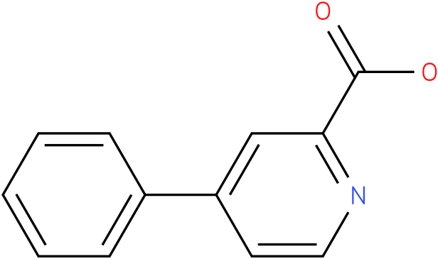 4-Phenyl-2-pyridinecarboxylic acid