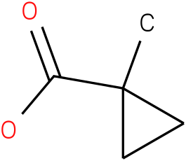 1-Methylcyclopropane-1-carboxylic acid