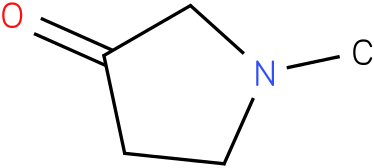 1-methyl-3-pyrrolidinone