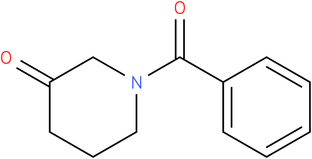 1-benzoyl-piperidin-3-one