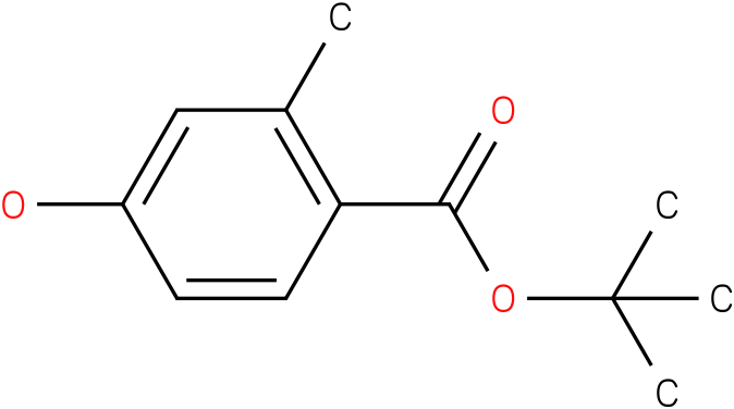 4-hydroxymethyl-benzoic acid tert-butyl ester