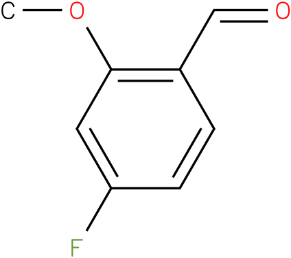 4-FLUORO-2-METHOXYBENZALDEHYDE