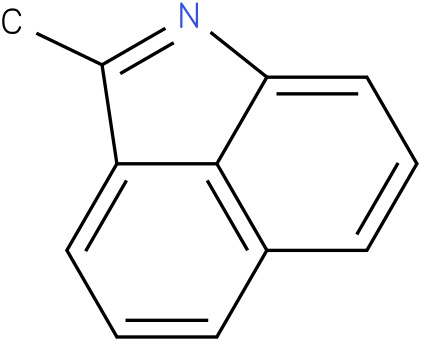 2-Methylbenz[c,d]indole
