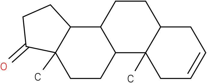 17-oxo-5a-androst-2-ene