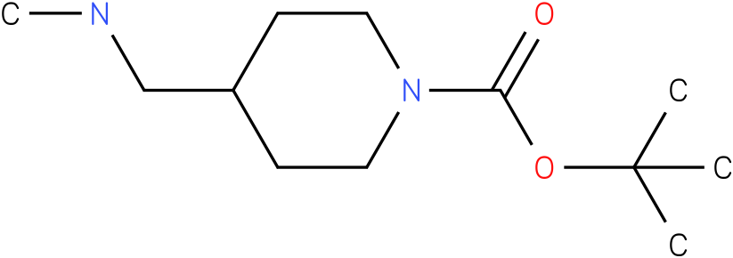 4-[(methylamino)methyl]piperidine-1-carboxylic acid tert-butyl ester