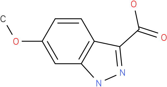 6-METHOXY-1H-INDAZOLE-3-CARBOXYLIC ACID