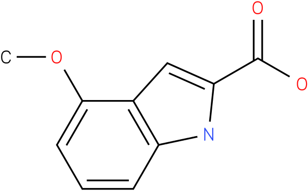 4-Methoxyindole-2-carboxylic acid