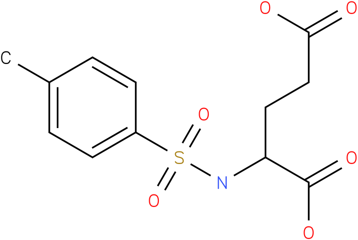 (R)-(-)-N-(P-Tolylsulphonyl)glutamic acide