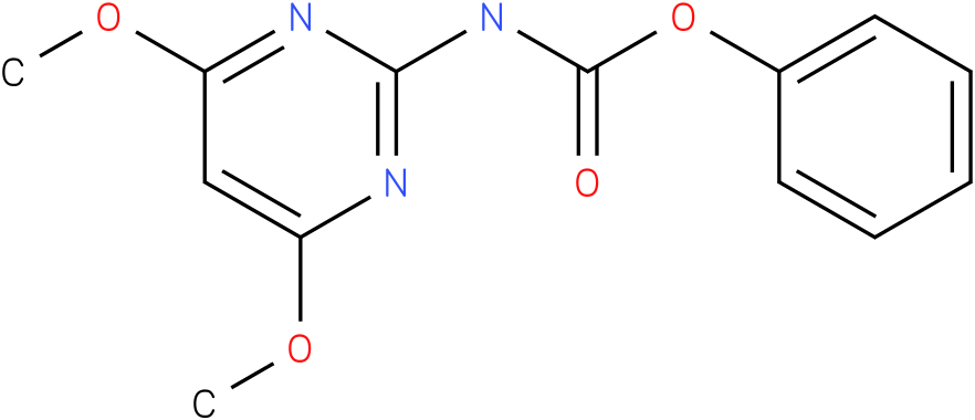 4,6-Dimethoxy-2-(phenoxycarbonylamino)-pyrimidine