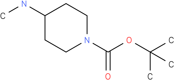1-boc-4-methylaminopiperidine