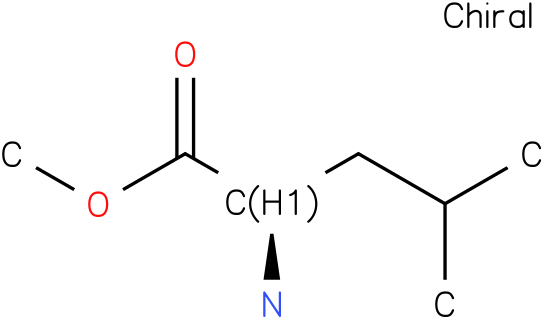 D-Leucine, methyl ester