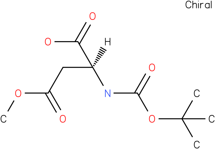 Boc-L-aspartic acid 4-methyl ester