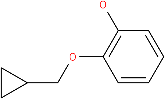 2-Cyclopropylmethoxyphenol