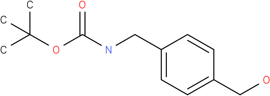 (4-hydroxymethyl-benzyl)-carbamic acid ter-butyl ester