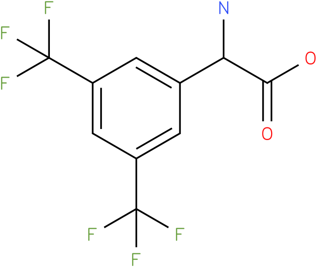 Amino-(3,5-bis-trifluoromethyl-phenyl)-acetic acid