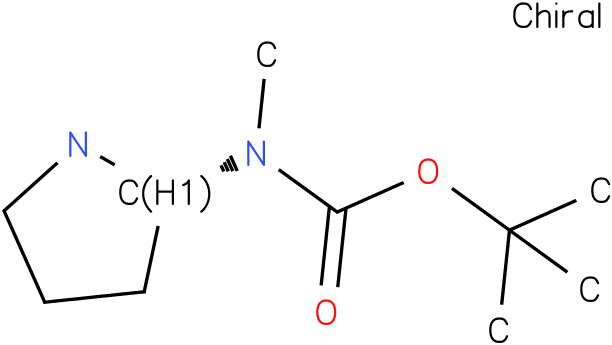 (R )-pyrrolidin-2-ylmethyl-carbamic acid tert-butyl ester