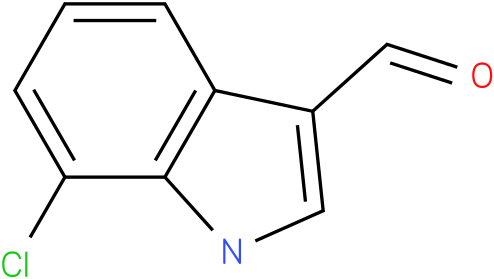 7-chloro-1H-indole-3-carbaldehyde