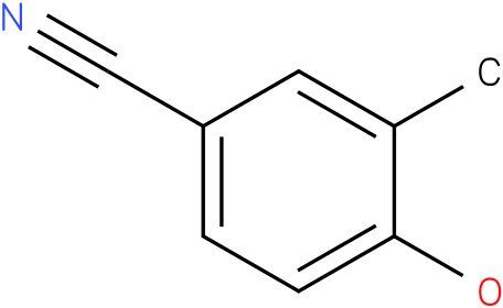 4-hydroxy-3-methylbenzonitrile