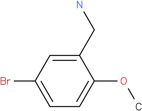 5-Bromo-2-methoxybenzylamine