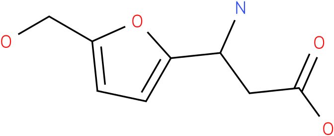 3-Amino-3-(5-hydroxymethyl-furan-2-yl)-propionic acid