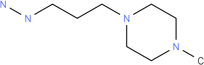 [3-(4-Methyl-piperazin-1-yl)-propyl]-hydrazine