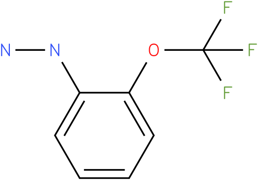 (2-trifluoromethoxy-phenyl)-hydrazine