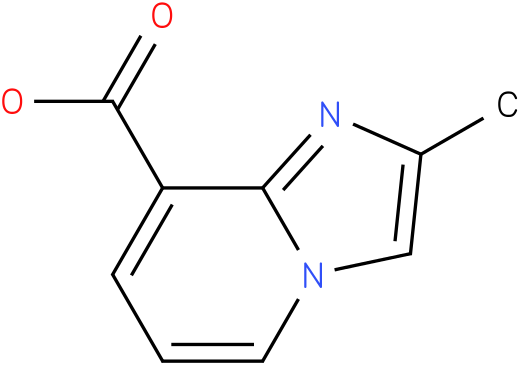 2-methyl-imidazo[1,2-a]pyridine-8-carboxylic acid