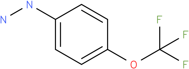 4-(Trifluoromethoxy)phenylhydrazine