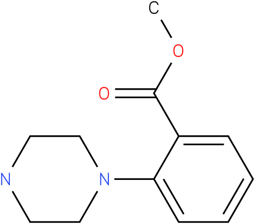 2-piperazin-1-yl-benzoic acid methyl ester