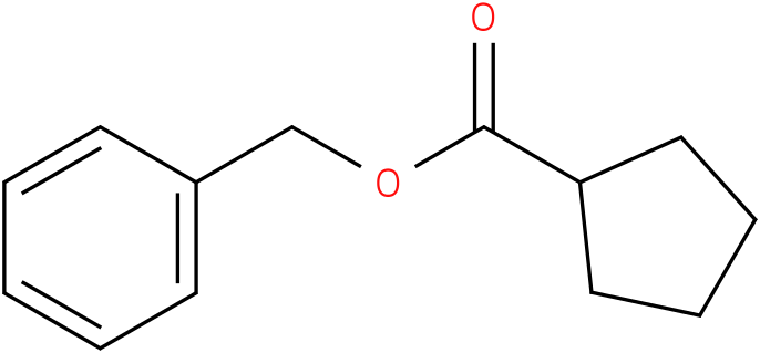 benzyl cyclopentanecarboxylate