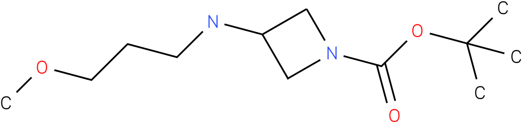 1-Boc-3-(3-Methoxy-propylamino)-azetidine