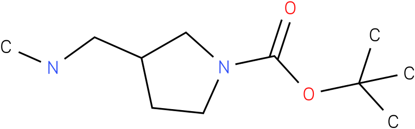1-Boc-3-(Methylaminomethyl)-pyrrolidine