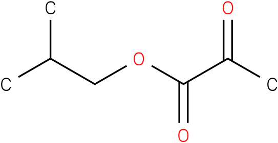 isobutyl pyruvate