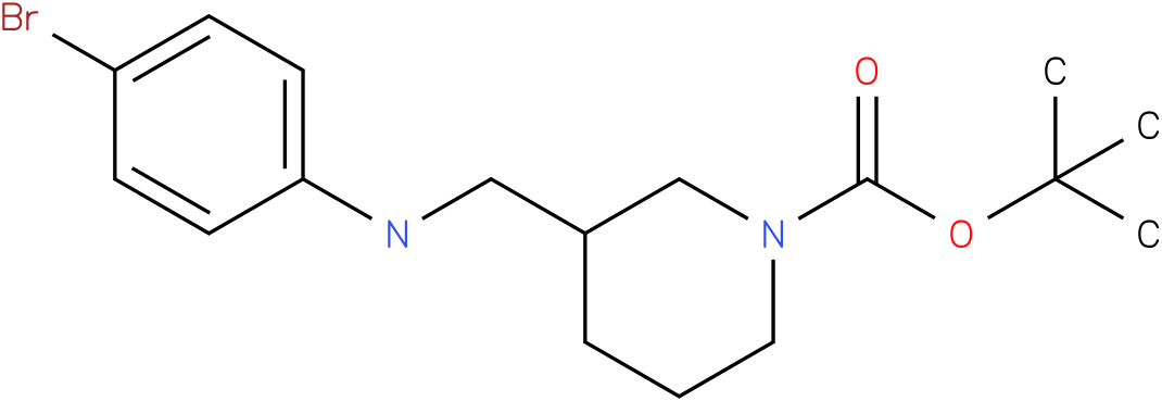 1-Boc-3-[(4-Bromo-phenylamino)-methyl]-piperidine