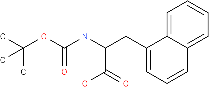 boc-dl-1-naphthylalanine