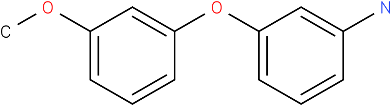 3-(3-methoxy-phenoxy)-phenylamine