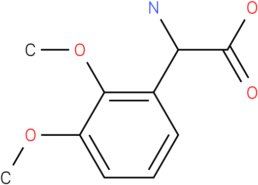 Amino-(2,3-dimethoxy-phenyl)-acetic acid