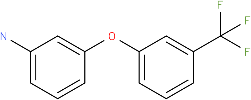 3-(3-trifluoromethyl-phenoxy)-phenylamine