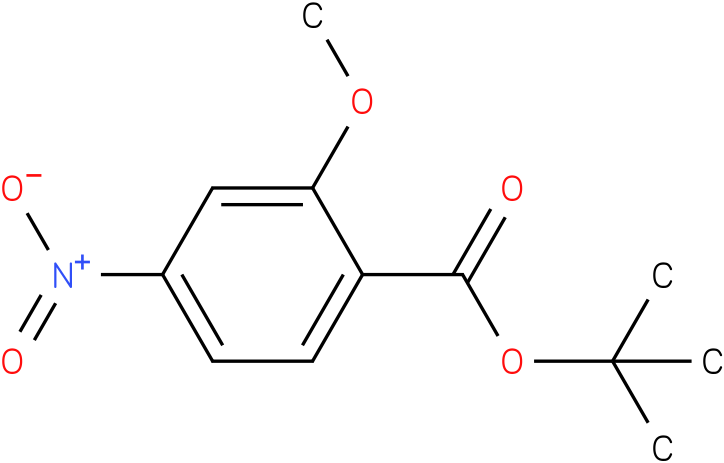 tert-butyl 2-methoxy-4-nitrobenzoate