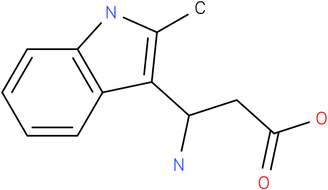 3-Amino-3-(2-methyl-indol-3-yl)-propionic acid