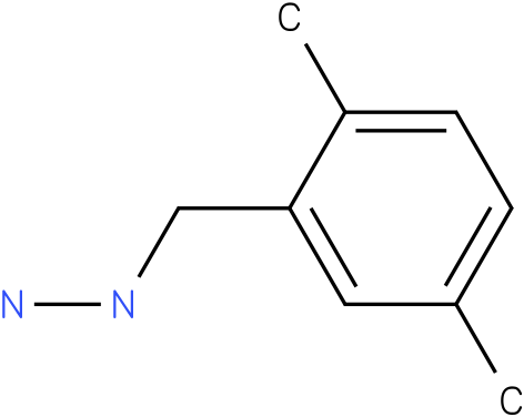 2,5-Dimethyl-benzyl-hydrazine