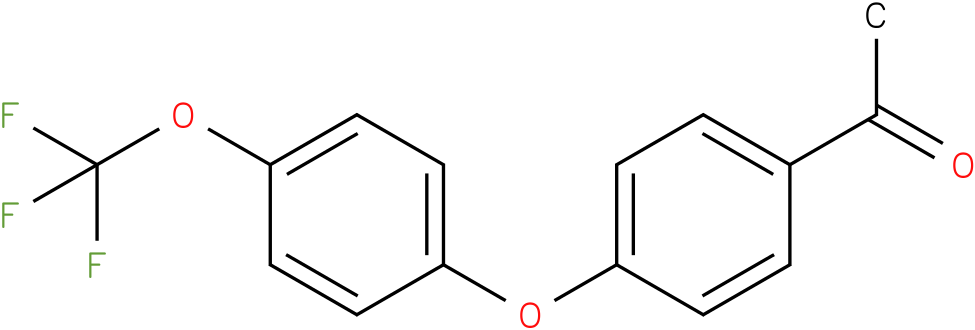 1-[4-(4-trifluoromethoxy-phenoxy)-phenyl]-ethanone