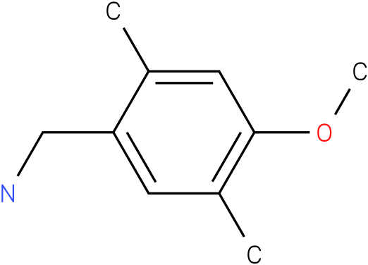 4-Methoxy-2,5-dimethylbenzylamine